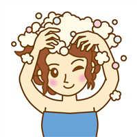 白髪への対処法は適切なヘアケア