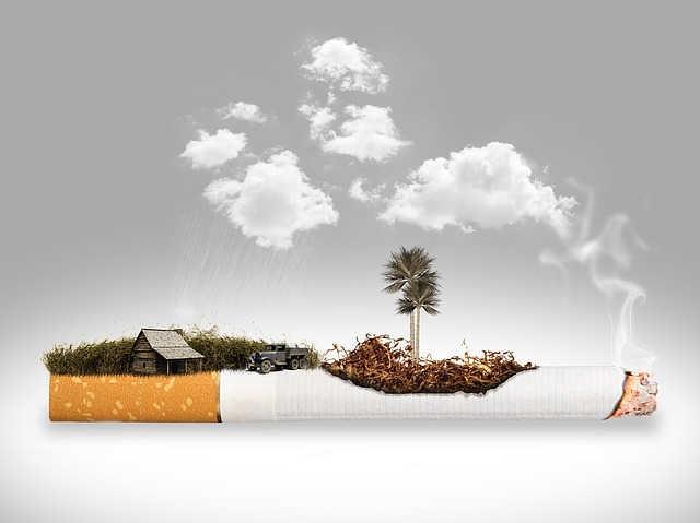 たばこは百害あって一利なし