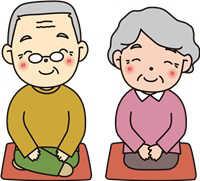 老化は白髪になりやすい条件が揃う